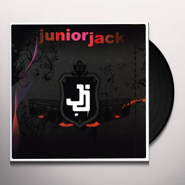 Junior Jack ROCKTRON LIFE Vinyl Record - UK Import