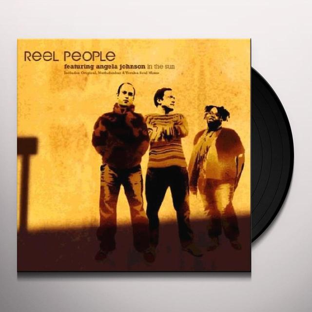 Reel People IN THE SUN Vinyl Record - UK Import