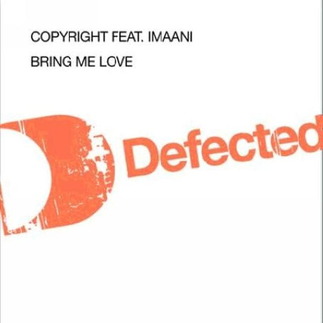 Copyright BRING MY LOVE Vinyl Record - UK Import