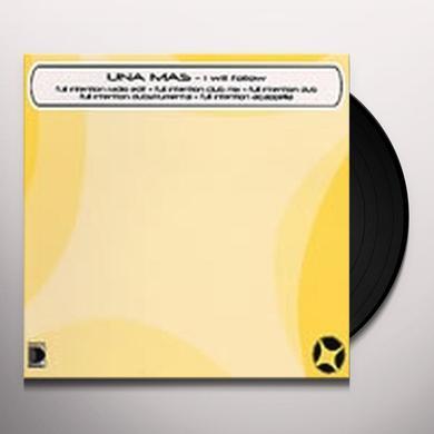 Una Mass I WILL FOLLOW Vinyl Record - UK Import