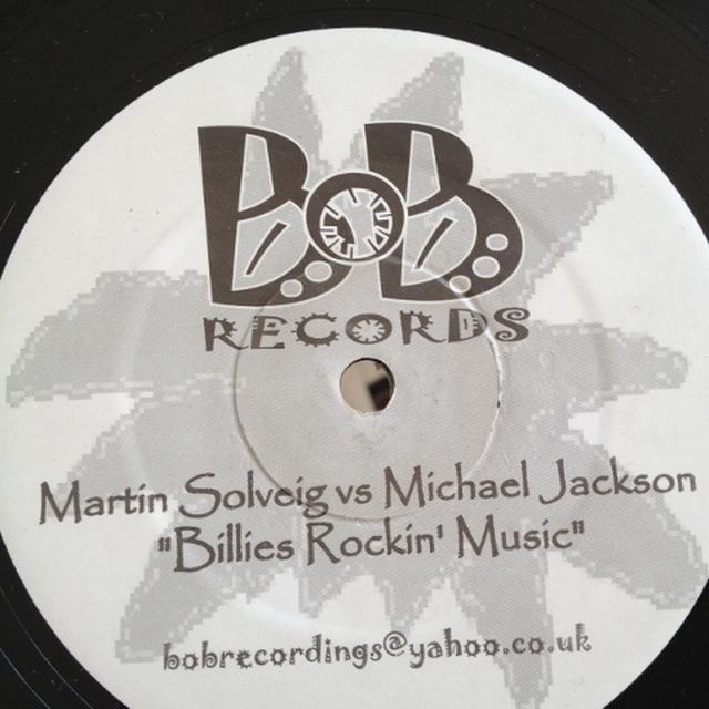 Martin Solveig ROCKIN MUSIC Vinyl Record