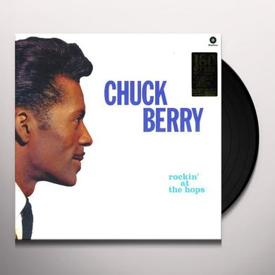 Chuck Berry ROCKIN AT THE HOPS (BONUS TRACKS) Vinyl Record - 180 Gram Pressing