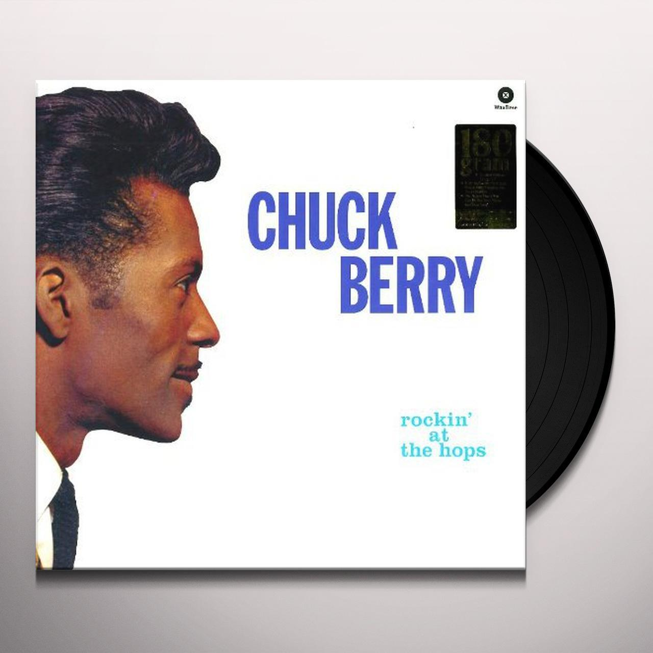 Chuck Berry Rockin At The Hops Bonus Tracks Vinyl Record