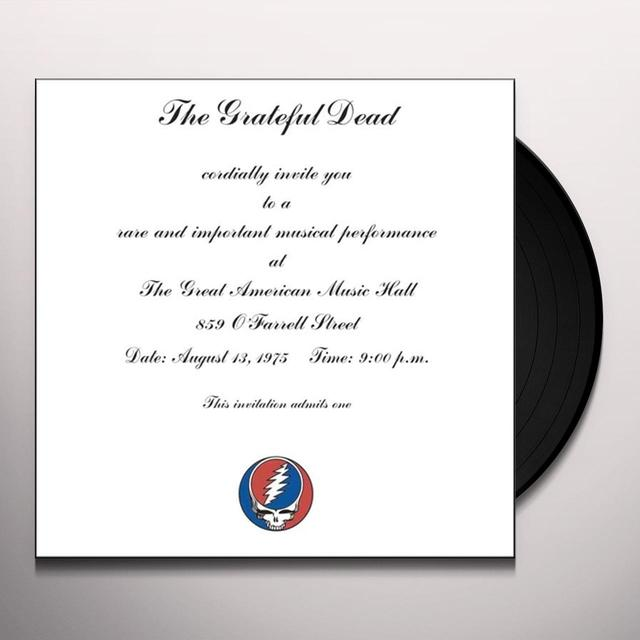 Grateful Dead ONE FROM THE VAULT Vinyl Record