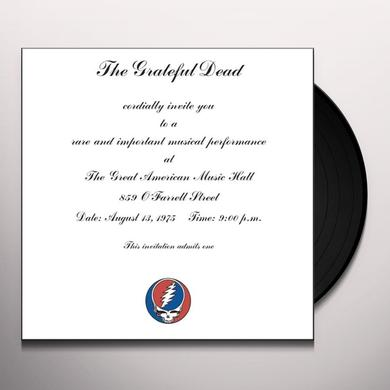 Grateful Dead ONE FROM THE VAULT Vinyl Record - Remastered