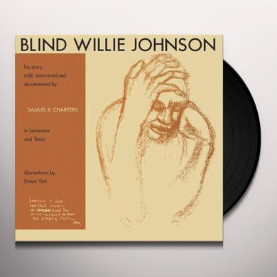 Willie Johnson HIS STORY Vinyl Record - Limited Edition