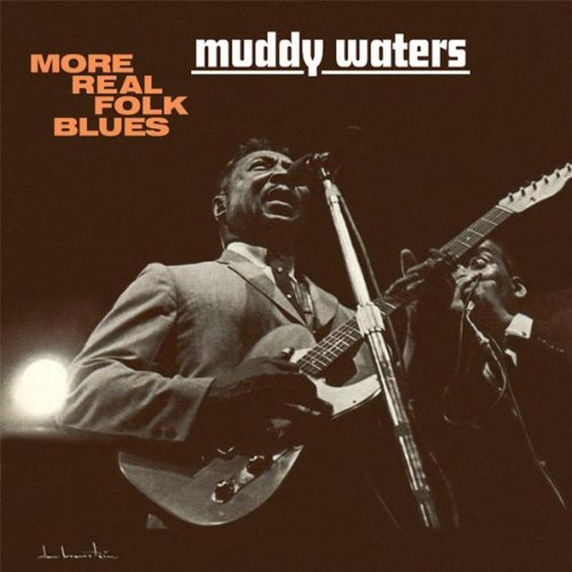Muddy Waters MORE REAL FOLK BLUES (LTD) (Vinyl)