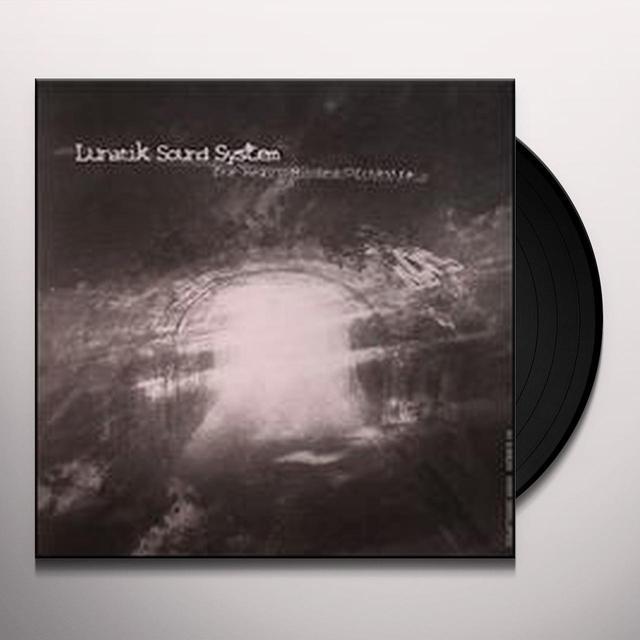 Lunatik Sound System HEAVY MINDED ORCHESTRA Vinyl Record