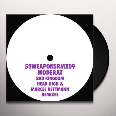 Moderat BAD KINGDOM (EP) Vinyl Record