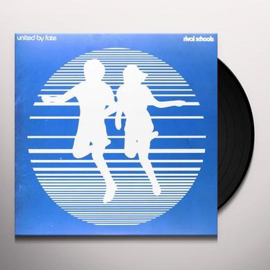 Rival Schools UNITED BY FATE (BONUS TRACKS) Vinyl Record - Limited Edition, 180 Gram Pressing