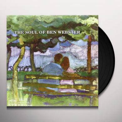 SOUL OF BEN WEBSTER (OGV) (Vinyl)