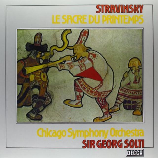 Stravinsky / Solti / Chicago Symphony Orchestra