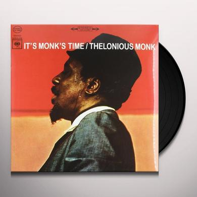 Thelonious Monk IT'S MONK'S TIME Vinyl Record