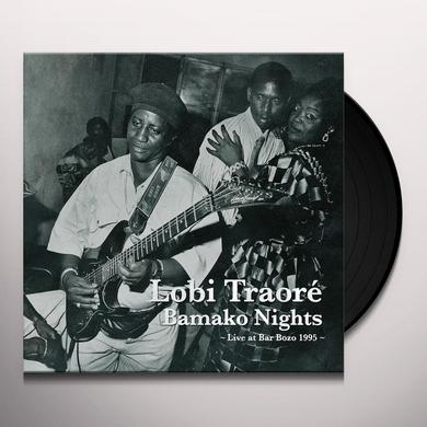 Lobi Traore BAMAKO NIGHTS: LIVE AT BAR BOZO 1995 Vinyl Record