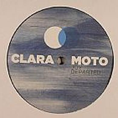 Clara Moto JOY DEPARTED Vinyl Record