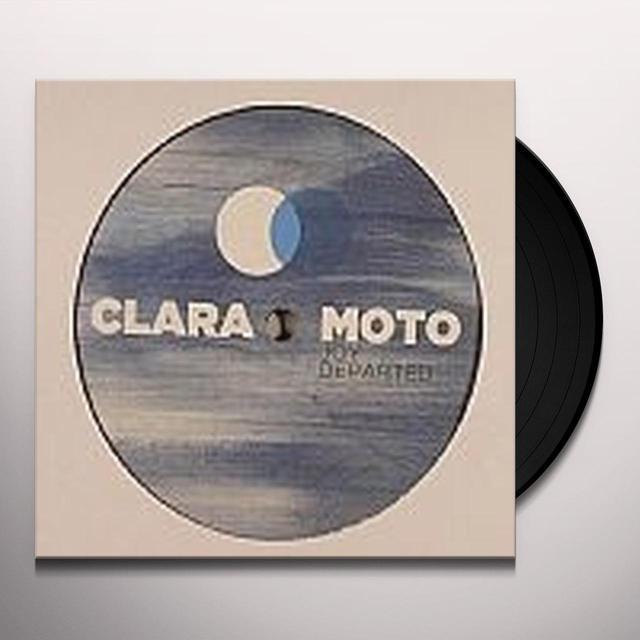 Clara Moto JOY DEPARTED Vinyl Record