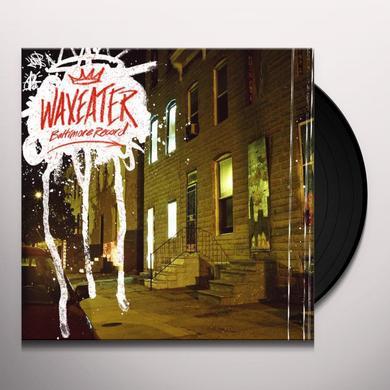 Waxeater BALTIMORE RECORD Vinyl Record