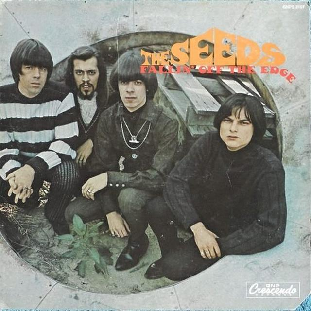 Seeds FALLIN OFF THE EDGE Vinyl Record - 180 Gram Pressing