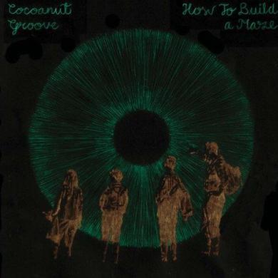 Cocoanut Grove HOW TO BUILD A MAZE Vinyl Record
