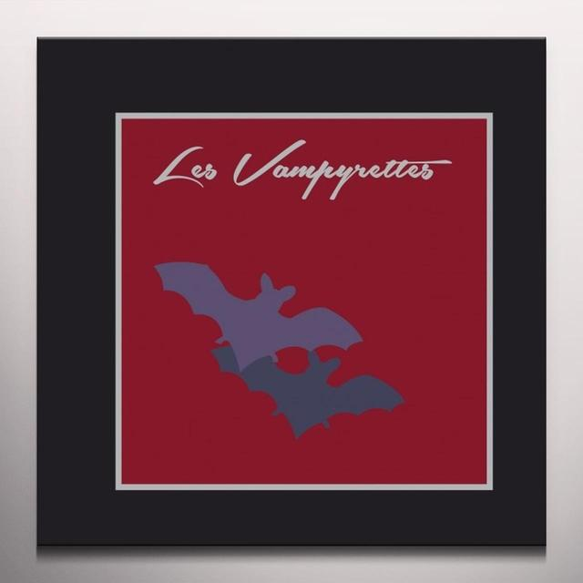 VAMPYRETTES Vinyl Record - Colored Vinyl
