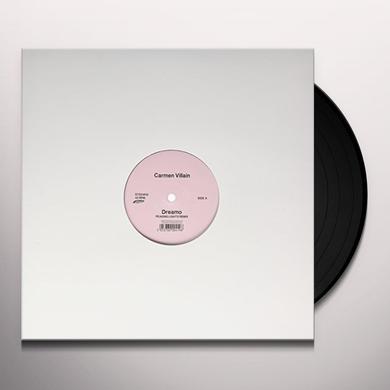 Carmen Villain SLEEPER REMIXES Vinyl Record