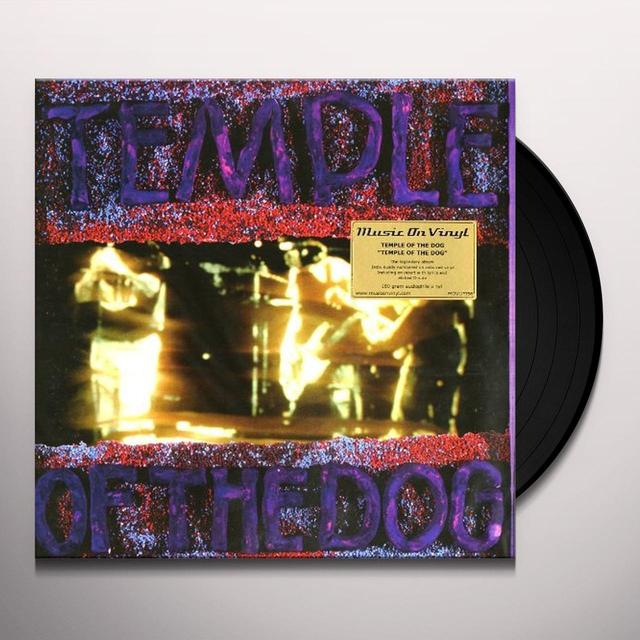 TEMPLE OF THE DOG Vinyl Record - Limited Edition, 180 Gram Pressing