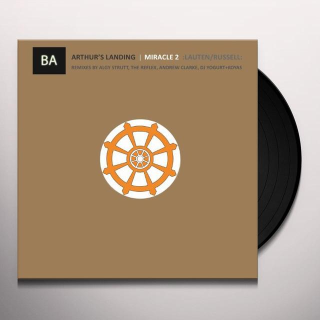 Arthur'S Landing MIRACLE 2 (REMIXES) Vinyl Record