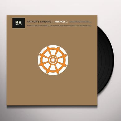 Arthur'S Landing MIRACLE 2 (REMIXES) Vinyl Record - Limited Edition, 180 Gram Pressing