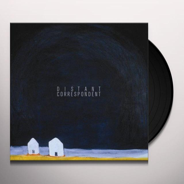 DISTANT CORRESPONDENT Vinyl Record - Limited Edition, Digital Download Included