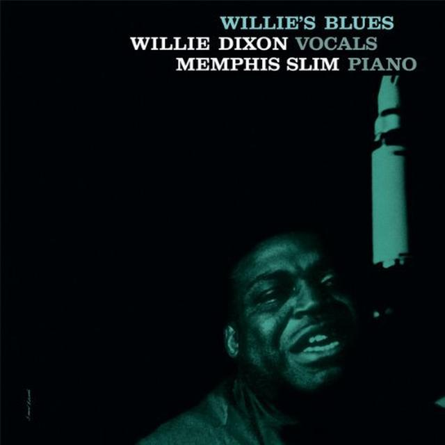 Willie Dixon WILLIE'S BLUES Vinyl Record