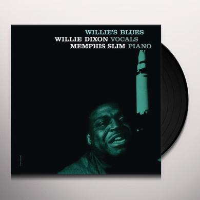 Willie Dixon WILLIE'S BLUES Vinyl Record