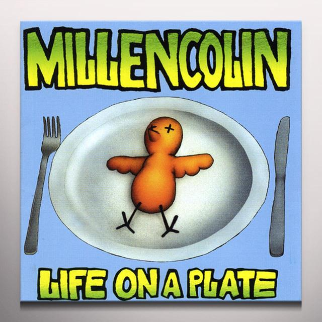 Millencolin LIFE ON A PLATE Vinyl Record