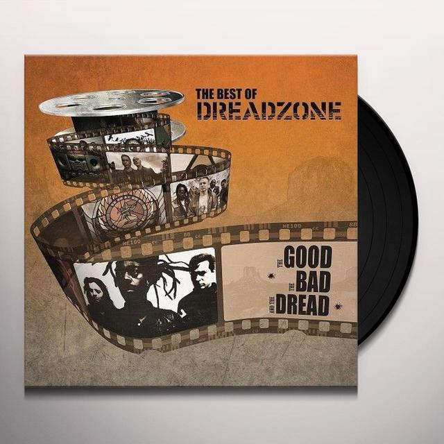 Dreadzone BEST OF: GOOD THE BAD & THE DREAD Vinyl Record - 180 Gram Pressing