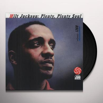 Milt Jackson PLENTY PLENTY SOUL Vinyl Record - 180 Gram Pressing