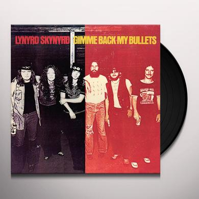 Lynyrd Skynyrd GIMME BACK MY BULLETS Vinyl Record - Limited Edition, 180 Gram Pressing