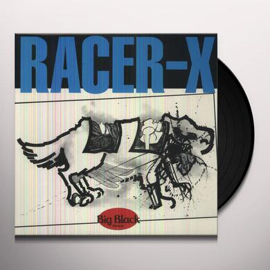 Big Black RACER-X Vinyl Record
