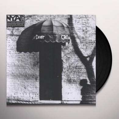 Neil Young LIVE AT THE CELLAR DOOR Vinyl Record - 180 Gram Pressing