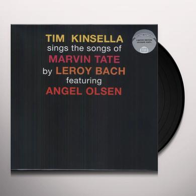 TIM KINSELLA SINGS THE SONGS OF MARVIN TATE Vinyl Record