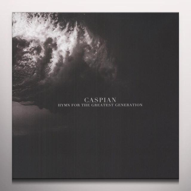 Caspian HYMN FOR THE GREATEST GENERATION Vinyl Record