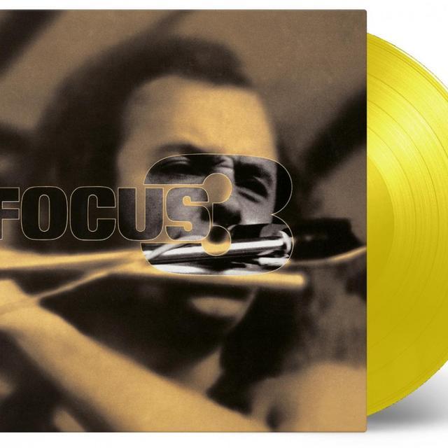 FOCUS 3 Vinyl Record