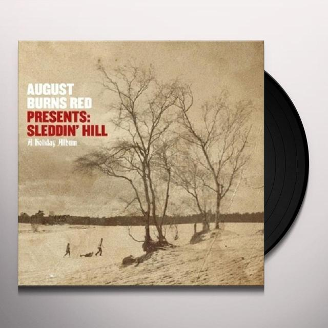 August Burns Red SLEDDIN HILL: A HOLIDAY ALBUM Vinyl Record