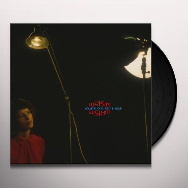 Lurists VOLUME ONE: RED & BLUE Vinyl Record
