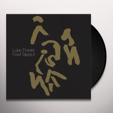 Luke Fowler FOWL TAPE II Vinyl Record