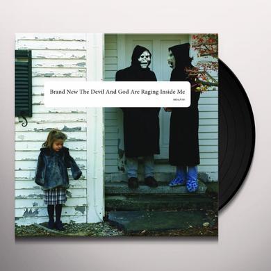 Brand New DEVIL & GOD ARE RAGING INSIDE ME Vinyl Record - 180 Gram Pressing