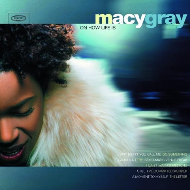 Macy Gray ON HOW LIFE IS Vinyl Record - 180 Gram Pressing