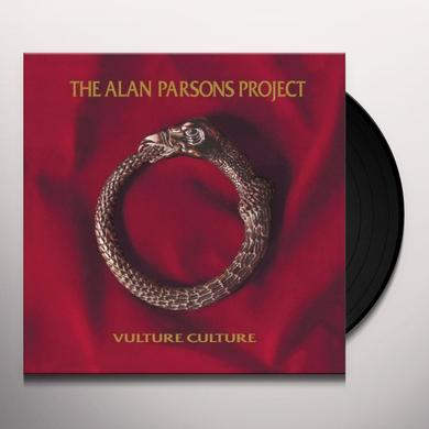 Alan Parsons VULTURE CULTURE Vinyl Record - 180 Gram Pressing