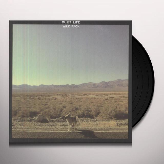 Quiet Life WILD PACK Vinyl Record - Poster, Digital Download Included