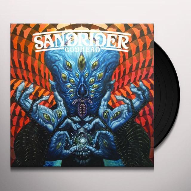 Sandrider GODHEAD Vinyl Record - Digital Download Included