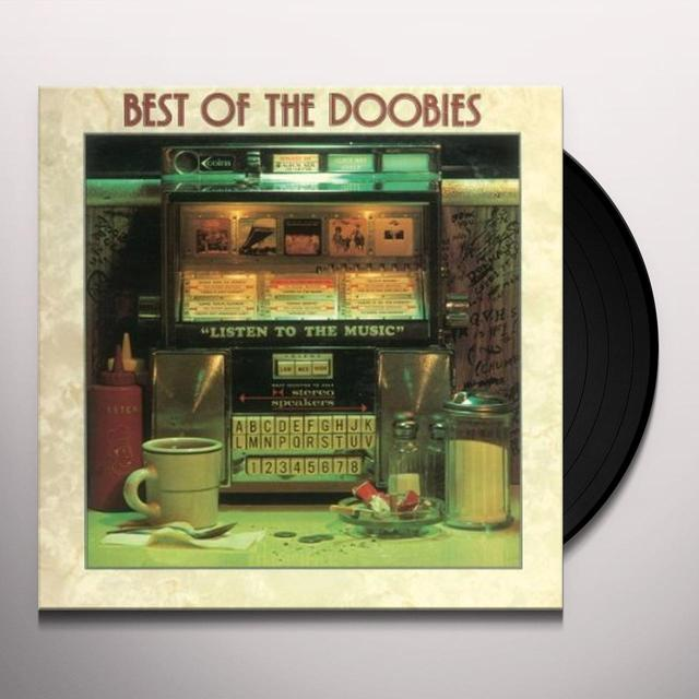 BEST OF THE DOOBIE BROTHERS Vinyl Record