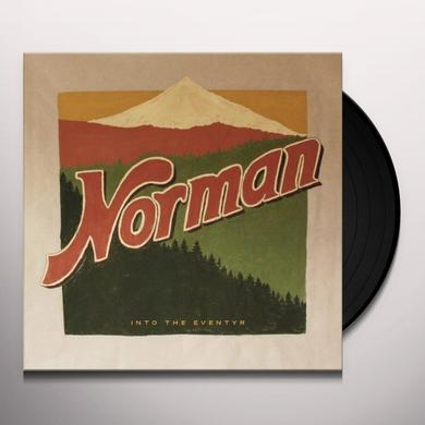 Norman INTO THE EVENTYR Vinyl Record